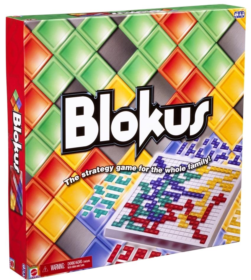 Giochi da tavolo - Blokus gioco da tavolo ...