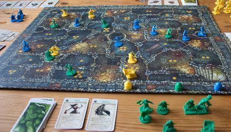 Giochi da tavolo - Dungeon gioco da tavolo ...
