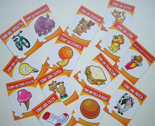Gioco delle 20 carte - Gioco da tavolo non t arrabbiare ...